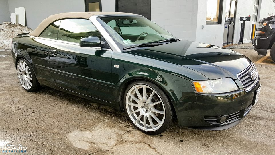 """Why can\'t our old rides look new?"""" – Audi A4 Cabriolet – Pro Auto ..."""